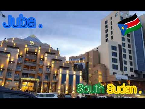 The Beauty Of Juba South Sudan's Capital 🇸🇸 @𝐄𝐙𝐌.