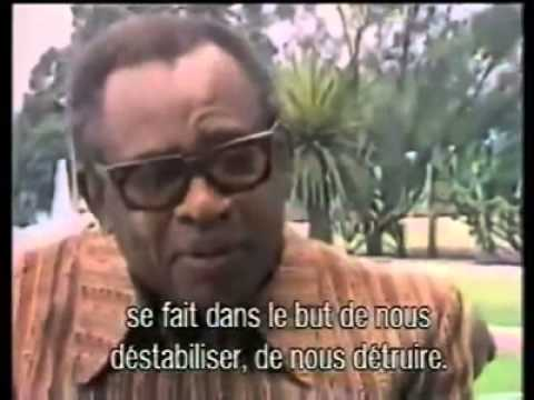 President Mobutu's Wealth-French Subtitled.
