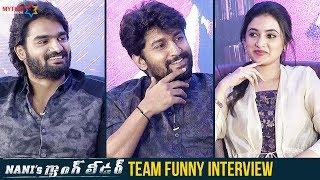 Nani's Gang Leader Movie Team Interview | Karthikeya | Priyanka Arul Mohan | Mythri Movie Makers