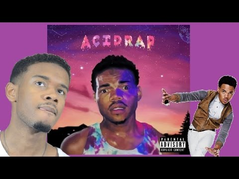Chance The Rapper - ACID RAP First REACTION/REVIEW