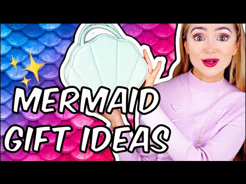 Mermaid Gifts | 29 Ideas For Holidays And Birthdays