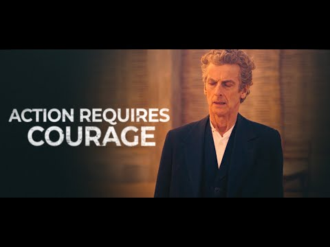 Doctor Who | Action Requires Courage