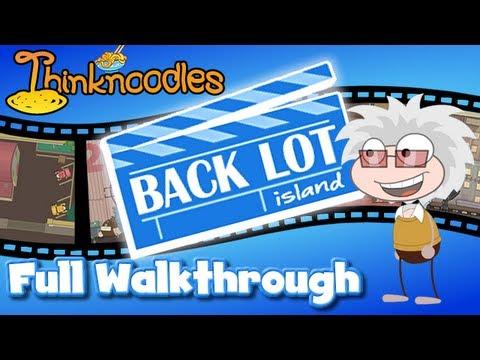 ★ Poptropica: Back Lot Island Full Walkthrough ★