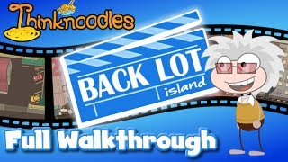 ★ Poptropica: Back Lot Island Full Walkthrough ★