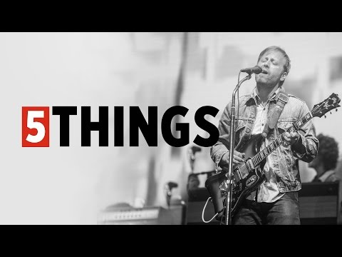 Things We Learned Hanging Out With the Black Keys' Dan Auerbach