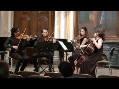 P.I. Tchaikowsky, Quartett op.30 n3 : Andante funebre e doloroso, ma con moto - HARABENA QUARTETT