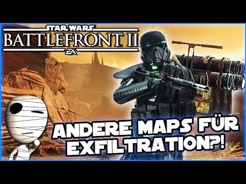 Exfiltration für weitere Maps?! - Star Wars Battlefront II #186 - Lets Play deutsch Tombie thumbnail