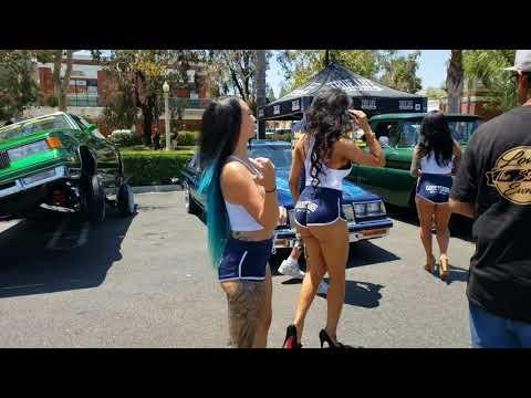 GoodTimes 1ST ANNUAL BACKYARD CAR SHOW Santa Ana,Ca 4K 60fps 2018