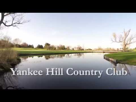 Yankee Hill Country Club Golf Course - Drone Video