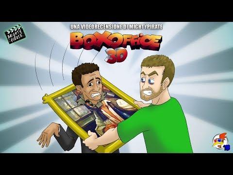 Box Office 3D Il film dei film - Videorecensione by Mightypirate