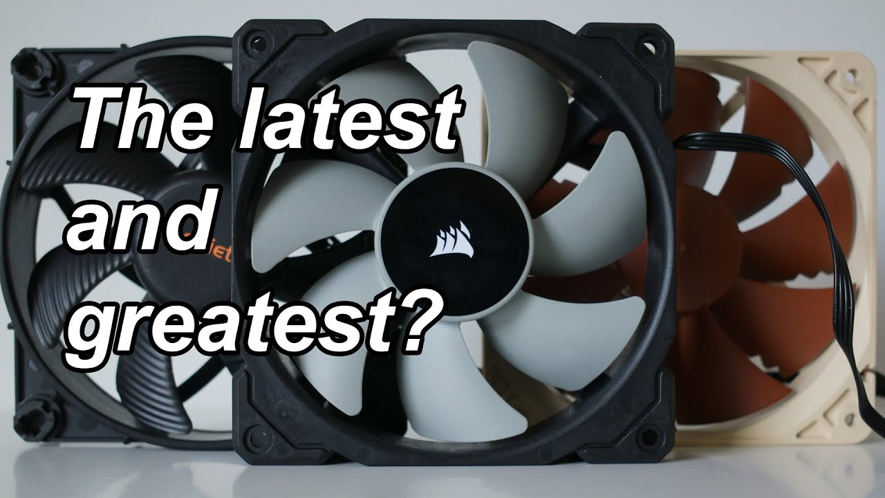 Corsair ML Series Fans Cooling and Noise Review Compared to Noctua and Be  Quiet!