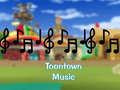 1 Hour Of Toontown Music