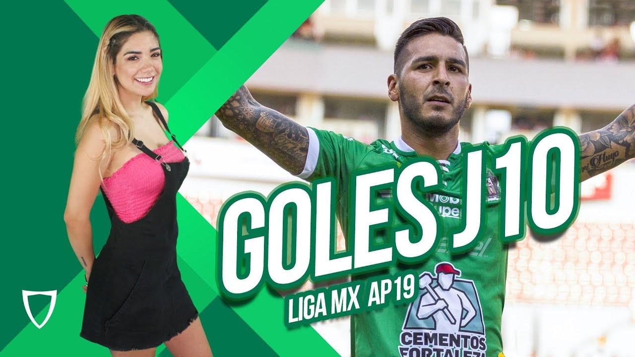 Resumen TODOS los GOLES Jornada 10 ⚽️ Liga MX Apertura 2019 Futbol Septiembre 22
