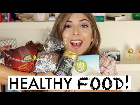 Healthy Food Haul & Favourites! | Amelia Liana