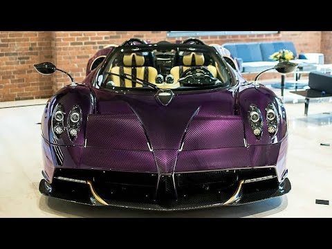 OUR NEW PAGANI HUAYRA ROADSTER (MUST SEE 1 of 1)