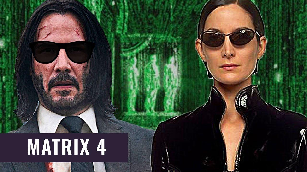 Matrix 4 Alles Über Die Reihe Und Die Kommende Fortsetzung