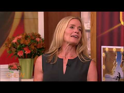 Getting to Know Elisabeth Shue  The Chew