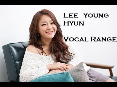 Lee Young Hyun - 이영현 - Vocal Range (A4-C#6)