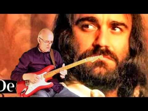 Forever and ever  Demis Roussos  Instrumental  Dave Monk