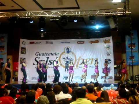 Salsa Latin Academy Salsa Open 2010