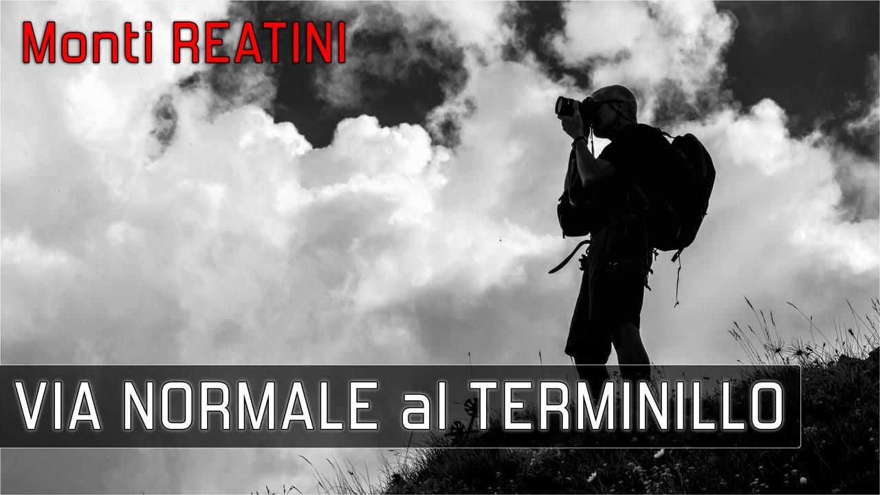 Monti Reatini: la Via Normale al MONTE TERMINILLO - Escursione fotografica sulle tracce del Tramonto