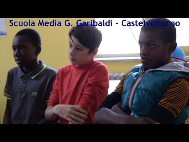 IC G.GARIBALDI - CASTEL VOLTURNO- ICAM Project - Real Children's Experiences