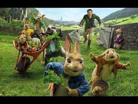 Трейлер великолепного нового мультфильма Кролик Питер 2018 для детей и взрослых