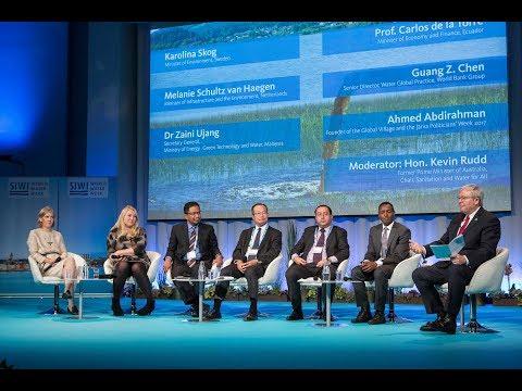 World Water Week Opening Plenary 2017