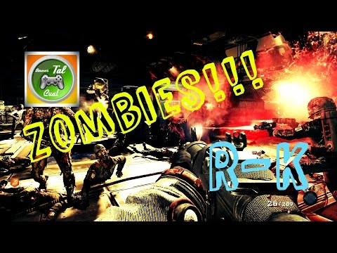 Sobeviviendo en Black OPS Zombies con R-K  Omares Tal Cual