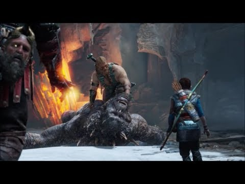The Sons Of Thor | GOD OF WAR | Part 33