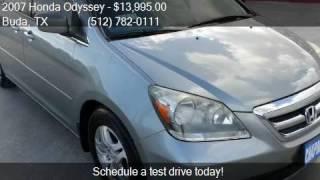 2007 Honda Odyssey AUTO SLIDING DOORS,1-OWNER,DVD for sale i