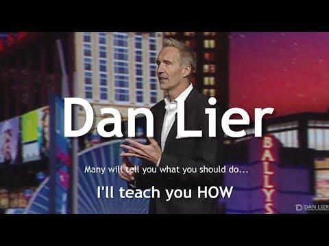 Dan Lier – Motivational Keynote Speaker Reel 2018