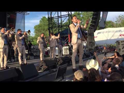 Banda el Recodo en plaza garibaldi 2015 parte 2