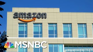Amazon Under Fire For New Facial Recognition Tool | Velshi & Ruhle | MSNBC
