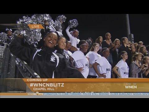 #WNCNBlitz visits East Chapel Hill High School
