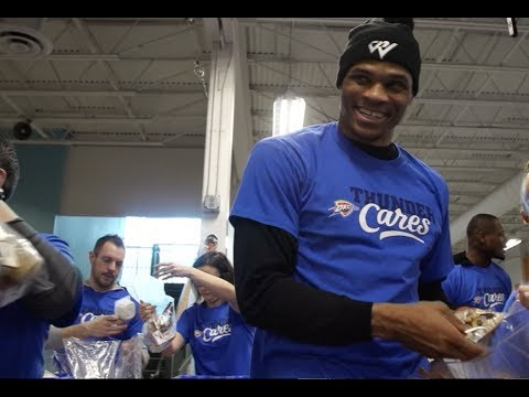 Thunder x Regional Food Bank of Oklahoma