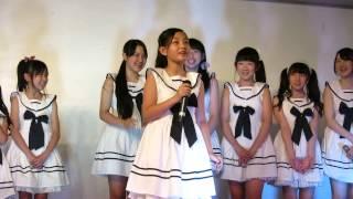 2015年4月29日 少女劇場 Théâtre☆filles お披露目ライブ in アメ横アイ...