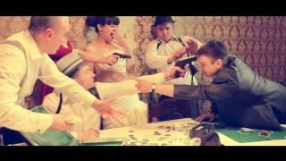 Самая крутая свадьба в стиле мафия 2013года
