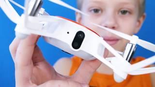 Мне подарили мини квадрокоптер Mi Drone Mini Обзор и испытание