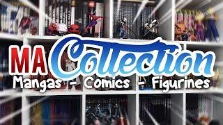 Ma COLLECTION: MANGAS & COMICS — Printemps 2018