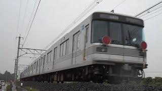 【JR高崎線】EH200-13+元東京メトロ日比谷線03系4両  北陸鉄道譲渡に伴う甲種輸送《その2》