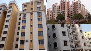 Hidco Land Sale 2.24 - 3.24 - 4.5 katha    Flat Sale 1 - 2 - 3 - 4 BHK at Newtown Action Area - IA