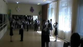Открытый урок по ритмике 1 класс, часть 5