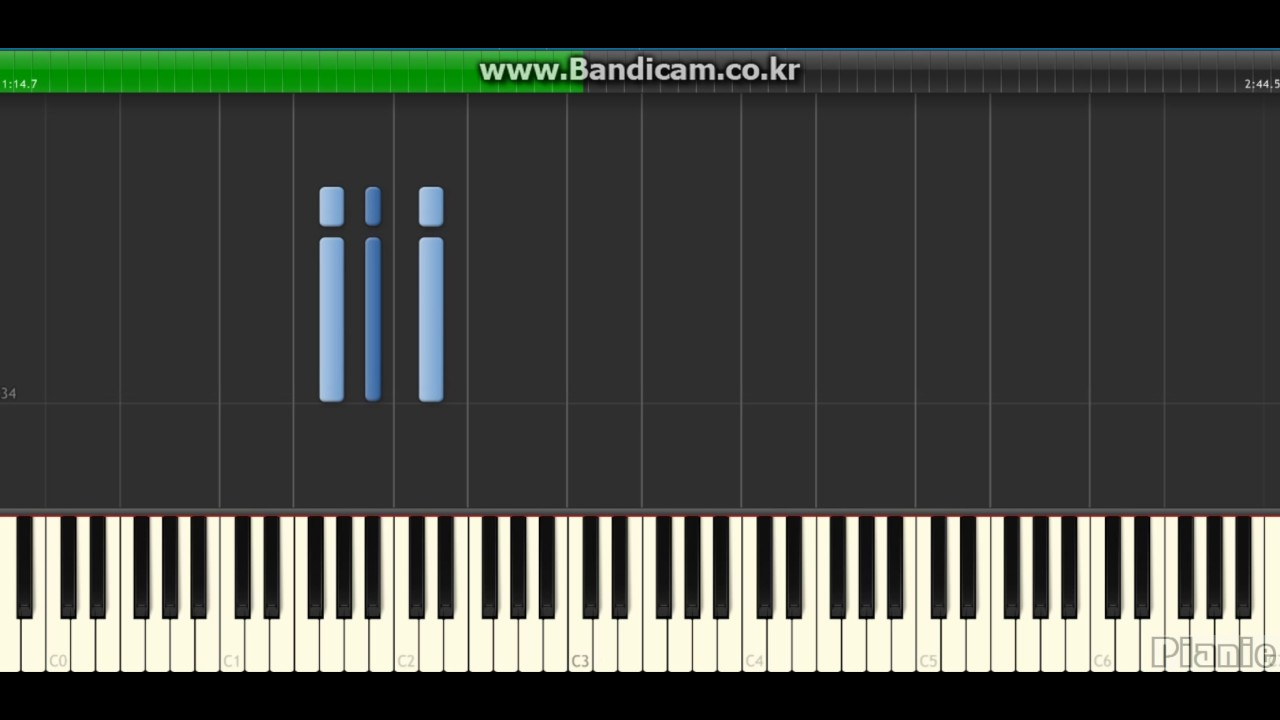 House Of Cards   BTS    Pianio Tutorial Chords   Chordify