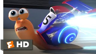 Turbo (2013) - Broken Shell Scene (9/10) | Movieclips