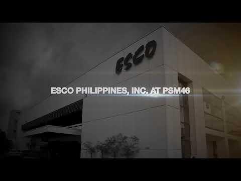 Esco Philippines, Inc. at PSM46