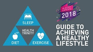 Not getting your sleep patterns right can have an adverse effect on diet and fitness. dr iuliana hartescu shares a guide to mastering health trinity. like ...