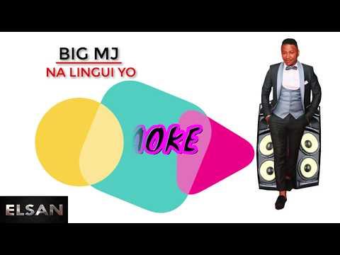 NA LINGUI YO BIG MJ KARAOKE BY ELSAN 2018