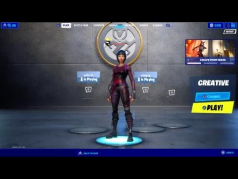 Selling My Fortnite Account (Exclusive)