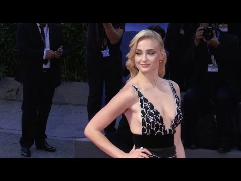 Sophie Turner, Sistine Stallone and more on the red carpet at the Venice Film Festival